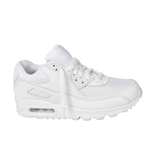 new products 96d84 2b91b Nike Air Max 90 Unissex - Branco  AECALCADOS