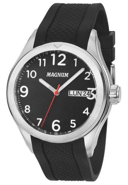 919edbb6d2c Relogio Magnum Masculino Analógico MA34987T - A.S.P LOJA
