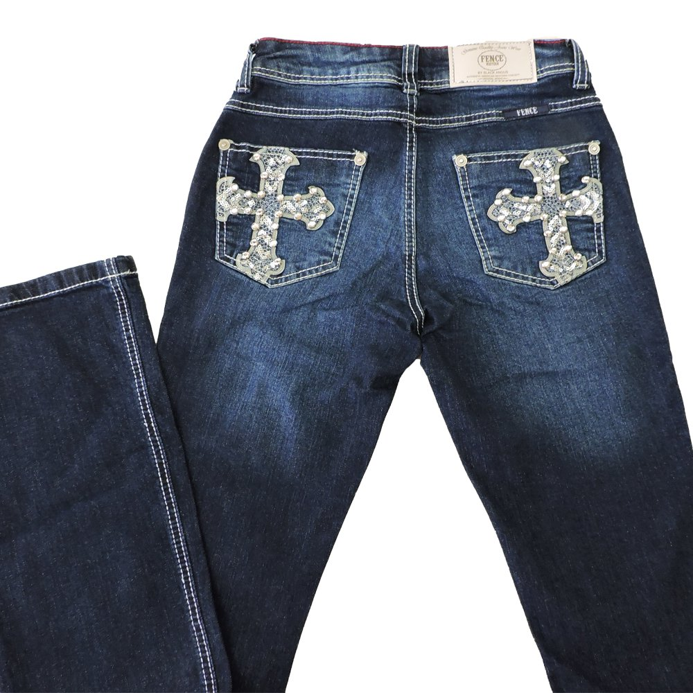 ebf8a375af44c Calça Jeans Feminina - Fence Western