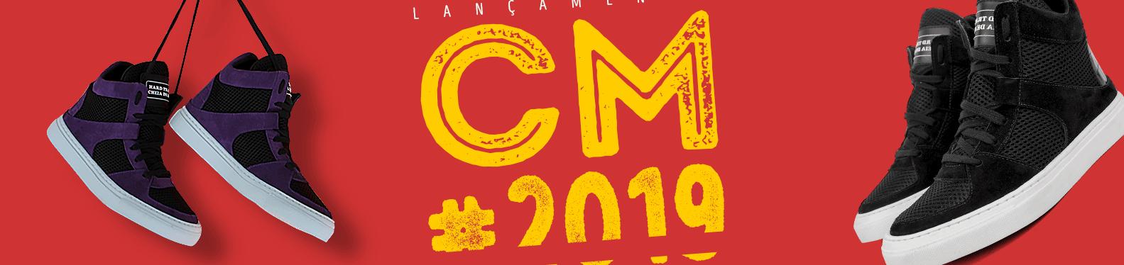 LANÇAMENTO CM#2019-4