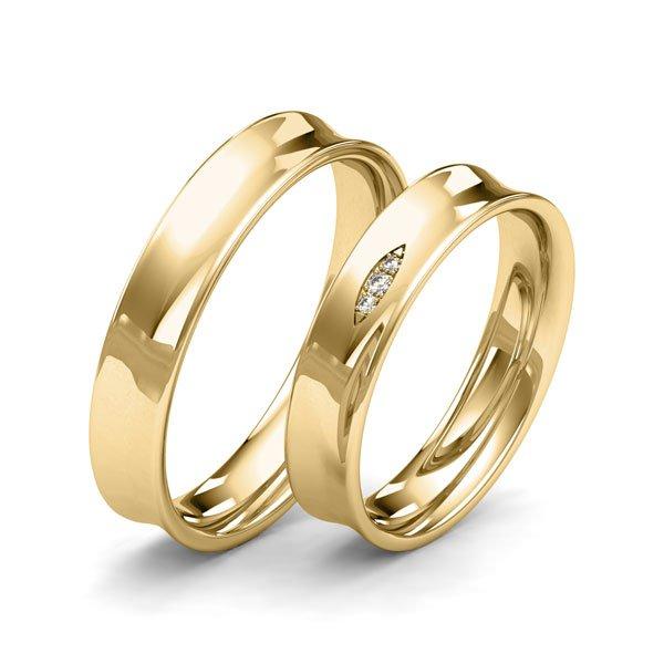 cfb7c08958267 Alianças Afeganistão ♥ Casamento e Noivado em Ouro 18K