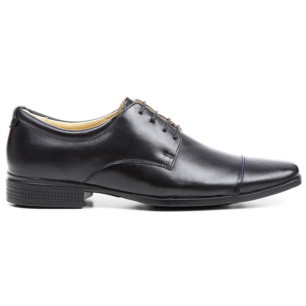 2b44381e7 Sapato Masculino New Comfort Preto | FrancaSapatos