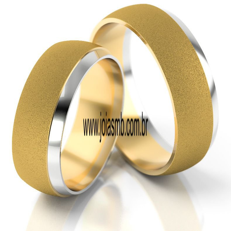 d839e2aedb575 Alianças de Casamento - de Bela Vista de Goias para o Brasil - Joias MB