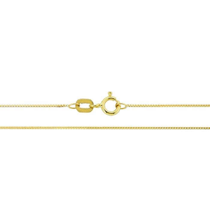 024e3778226a2 Corrente Veneziana com 60cm de Ouro 18K - MICHELETTI JOIAS