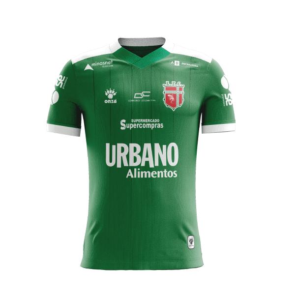 9a98c9297 Camisa Lagarto Futebol Clube 2019 C