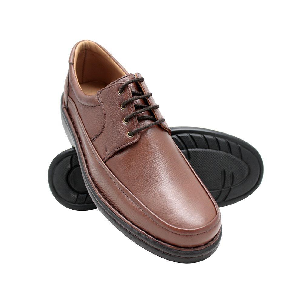 c332d026c3 Sapato Masculino Tamanho Grande - Marrom
