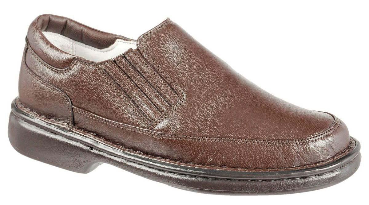 3ff87915a Sapato Social de Conforto Masculino Antistress Tamanhos Grandes | TOP  FRANCA SHOES
