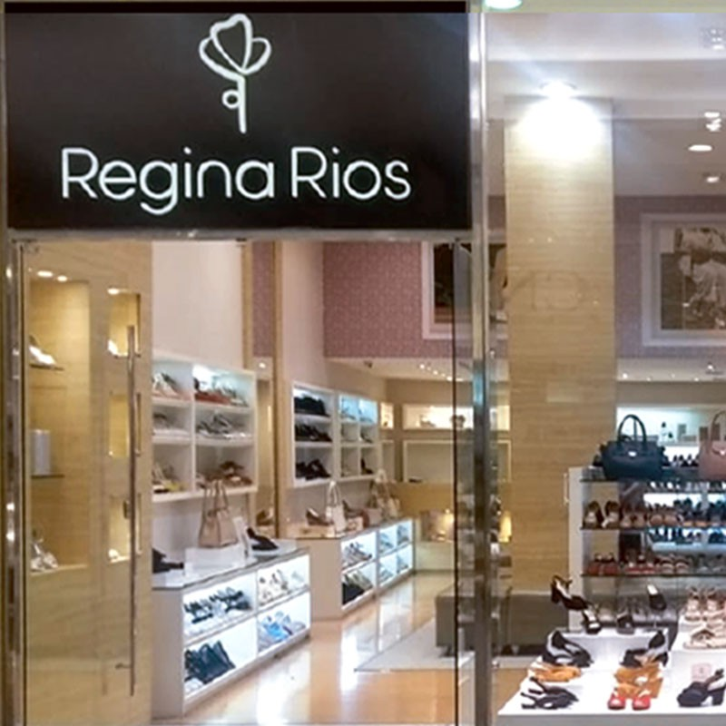 Sapatilhas | Regina Rios