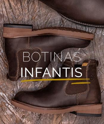 Botinas Infantis