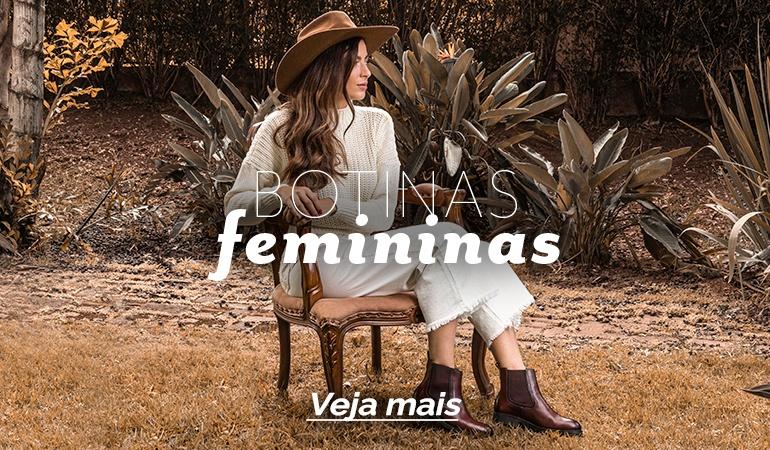 Botinas Femininas