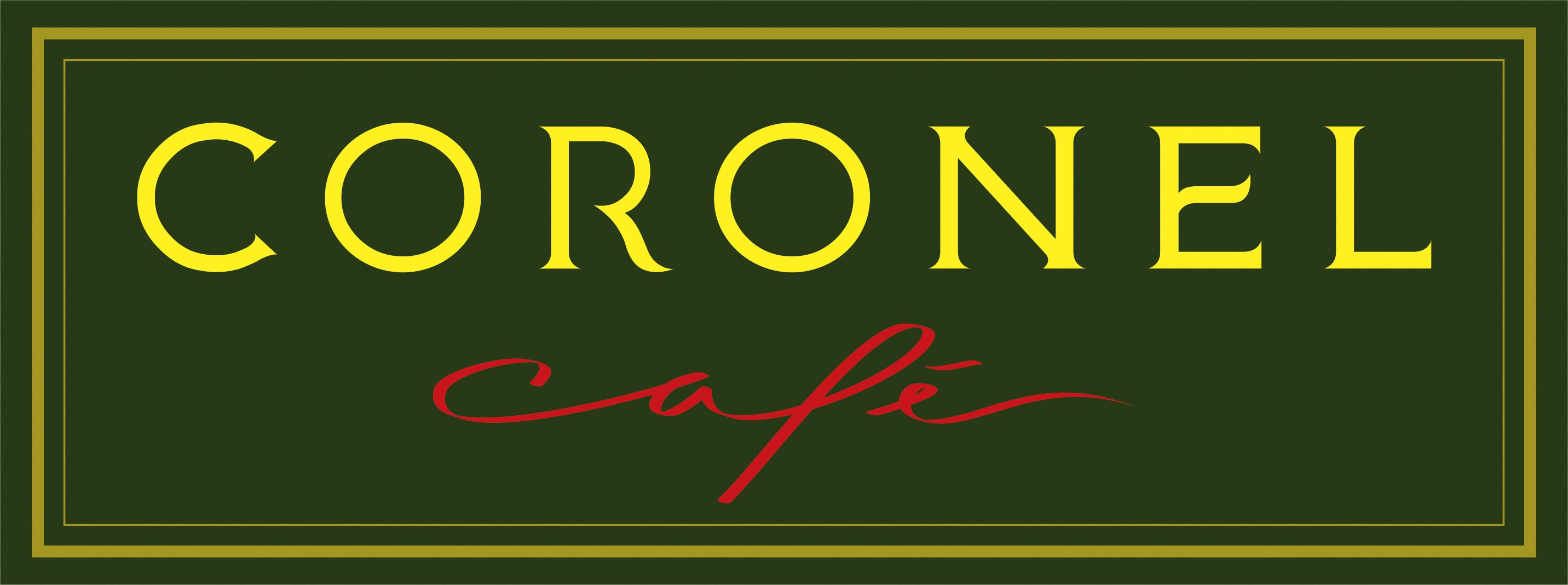 CORONEL CAFÉ ORGANICO