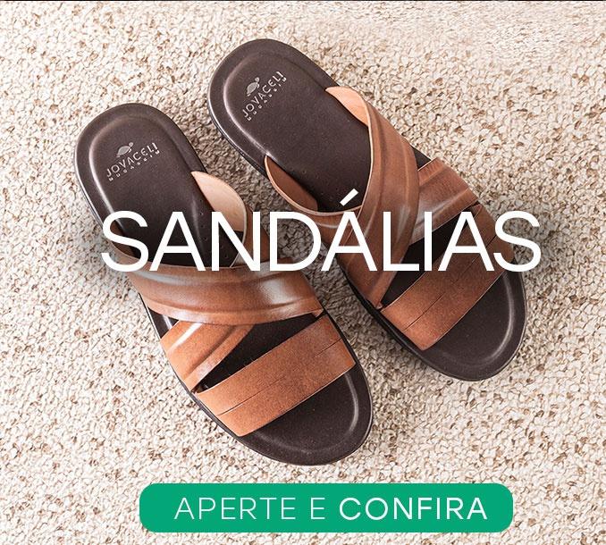 Sandálias