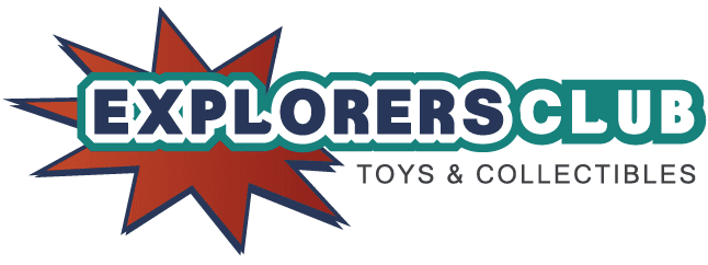 EXPLORERS CLUB TOYS AND COLLECTIBLES