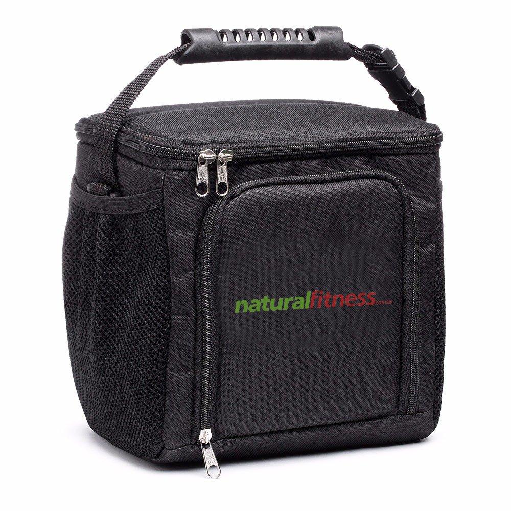 Bolsa Térmica Marmita Natural Fitness