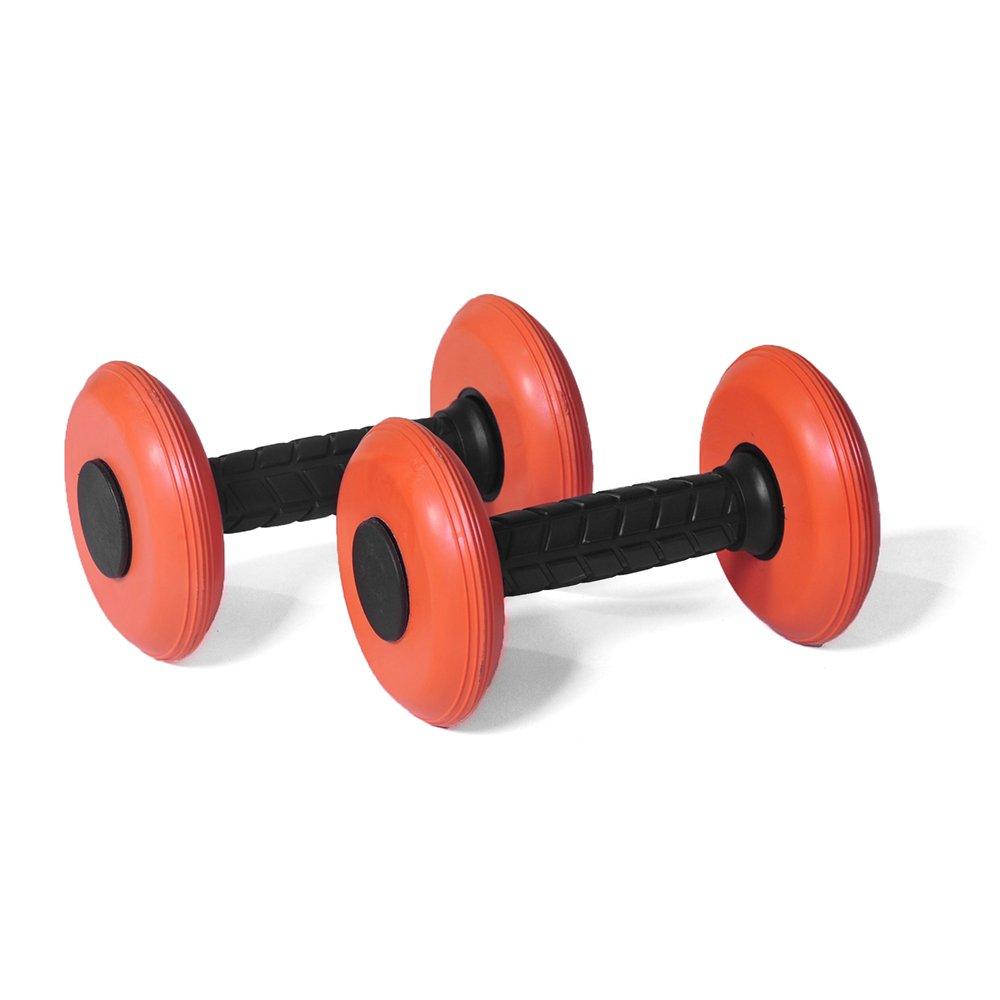 Roda Abdominal Dupla - Natural Fitness