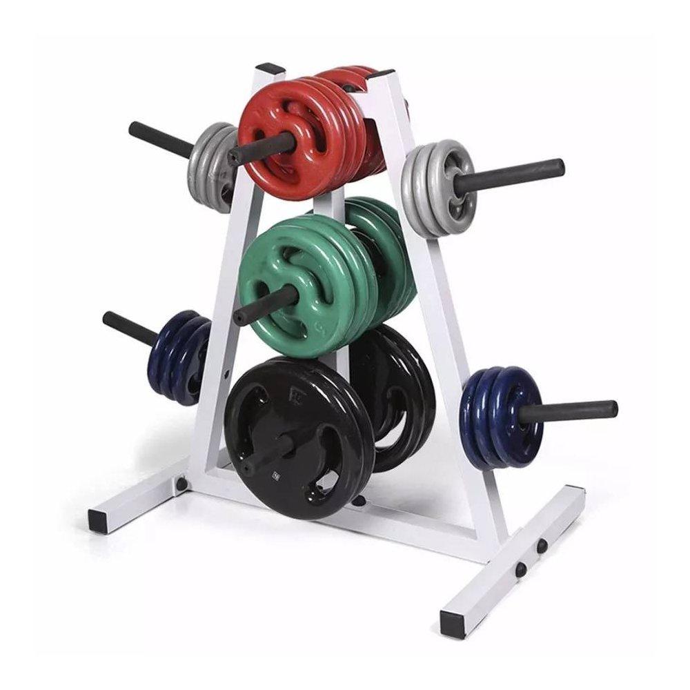 Suporte para Anilhas de Academia Profissional - Até 500kg