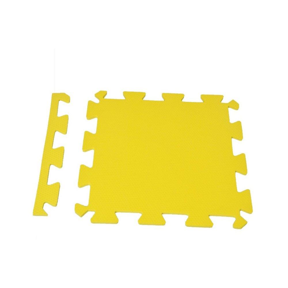 Tatame 10mm Amarelo
