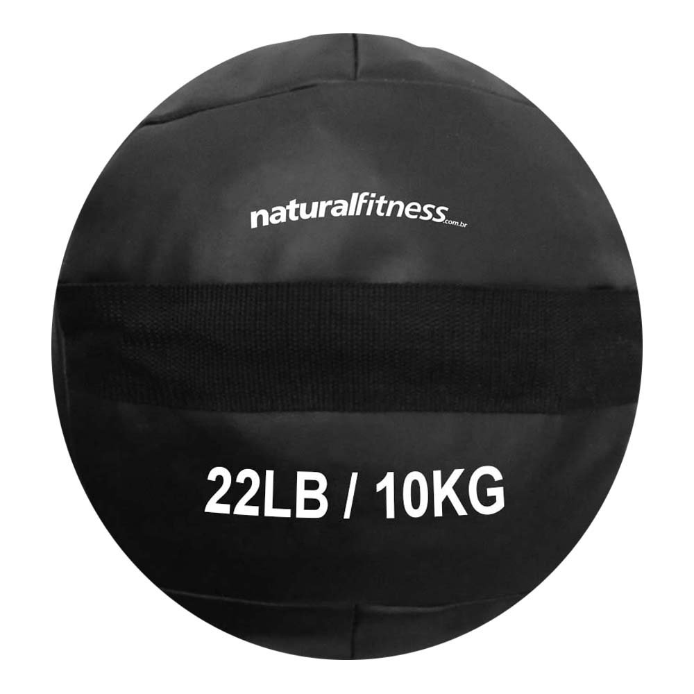 Wall Ball 10 kg Natural Fitness