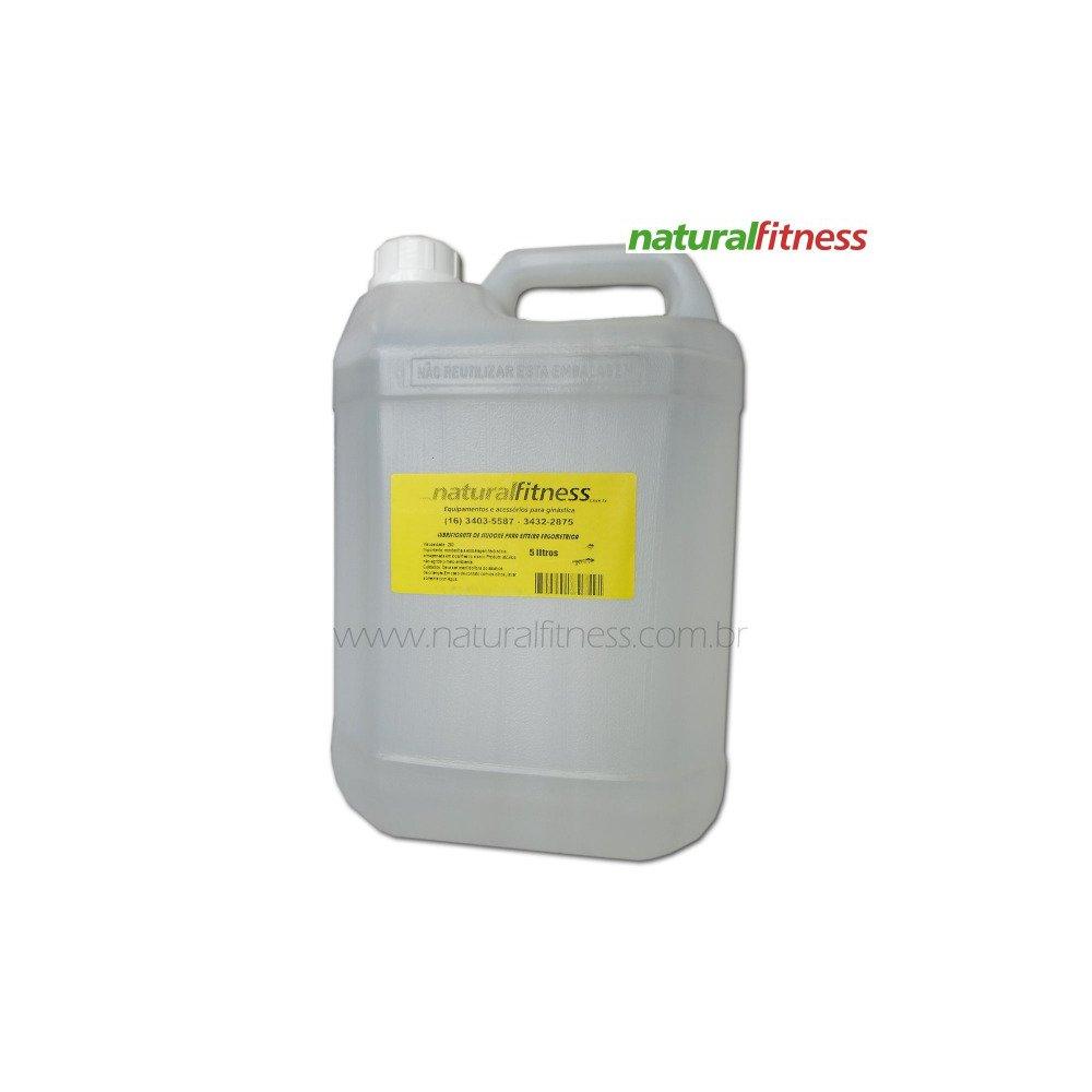 Galão de Silicone Liquido 5 Litros para Esteira