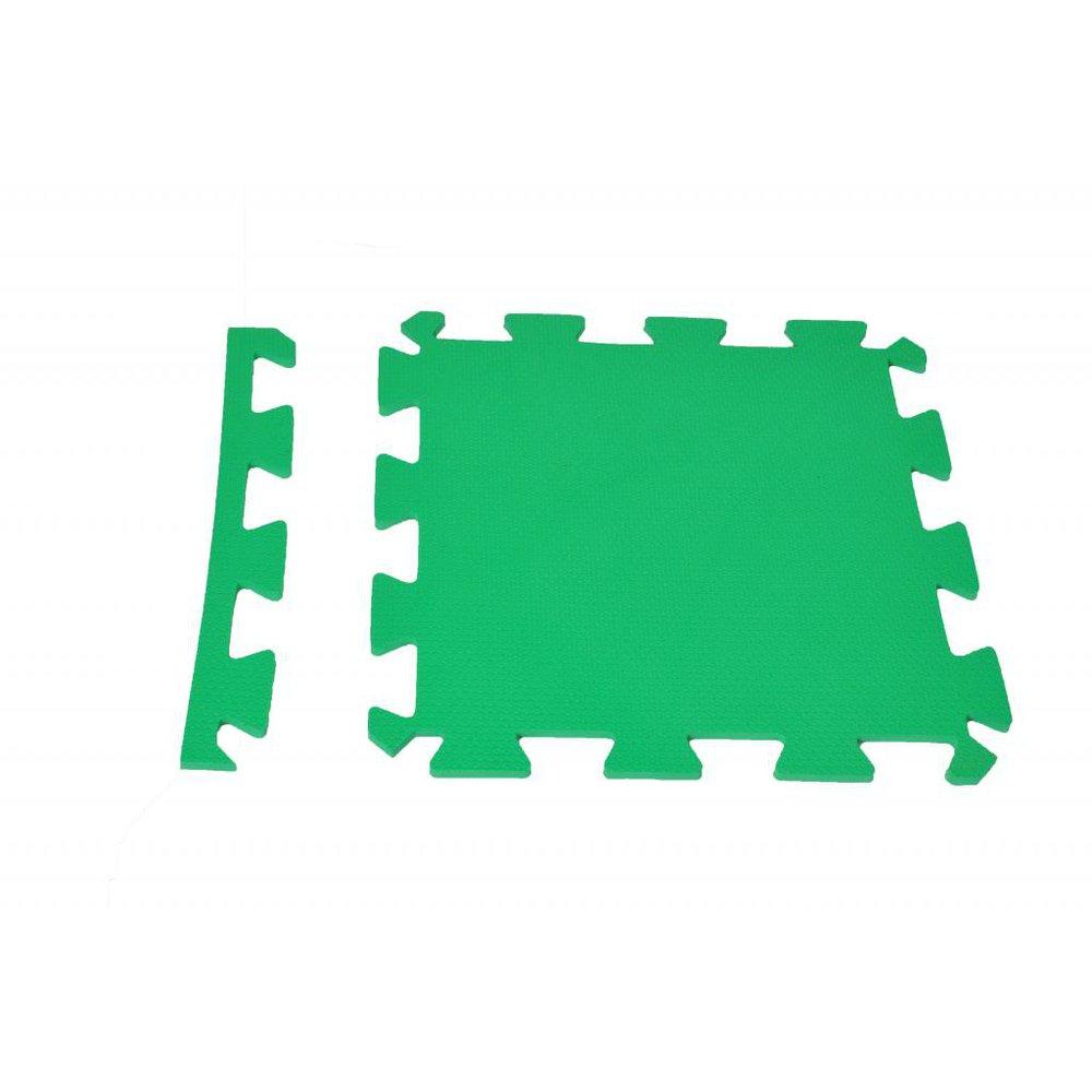 Tatame Infantil 50x50 10mm Verde