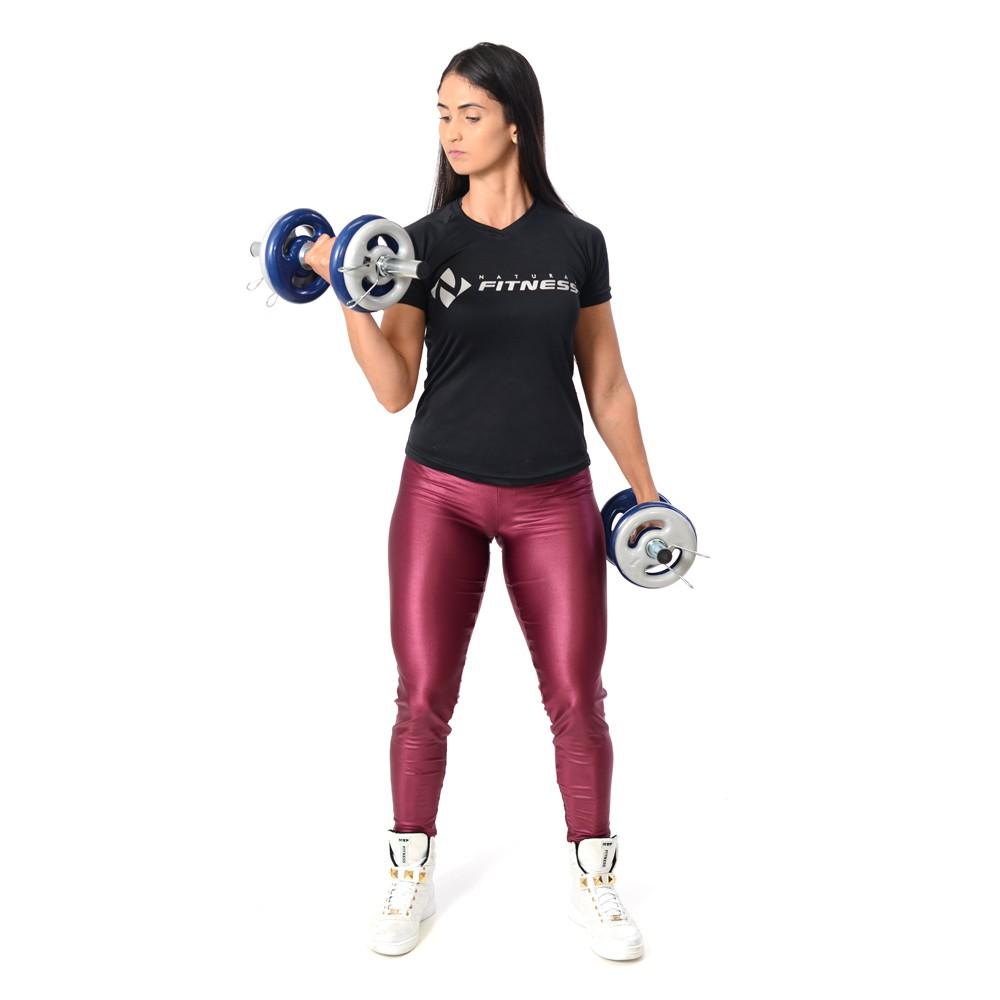 Par de Barras Oca 40cm para Musculação