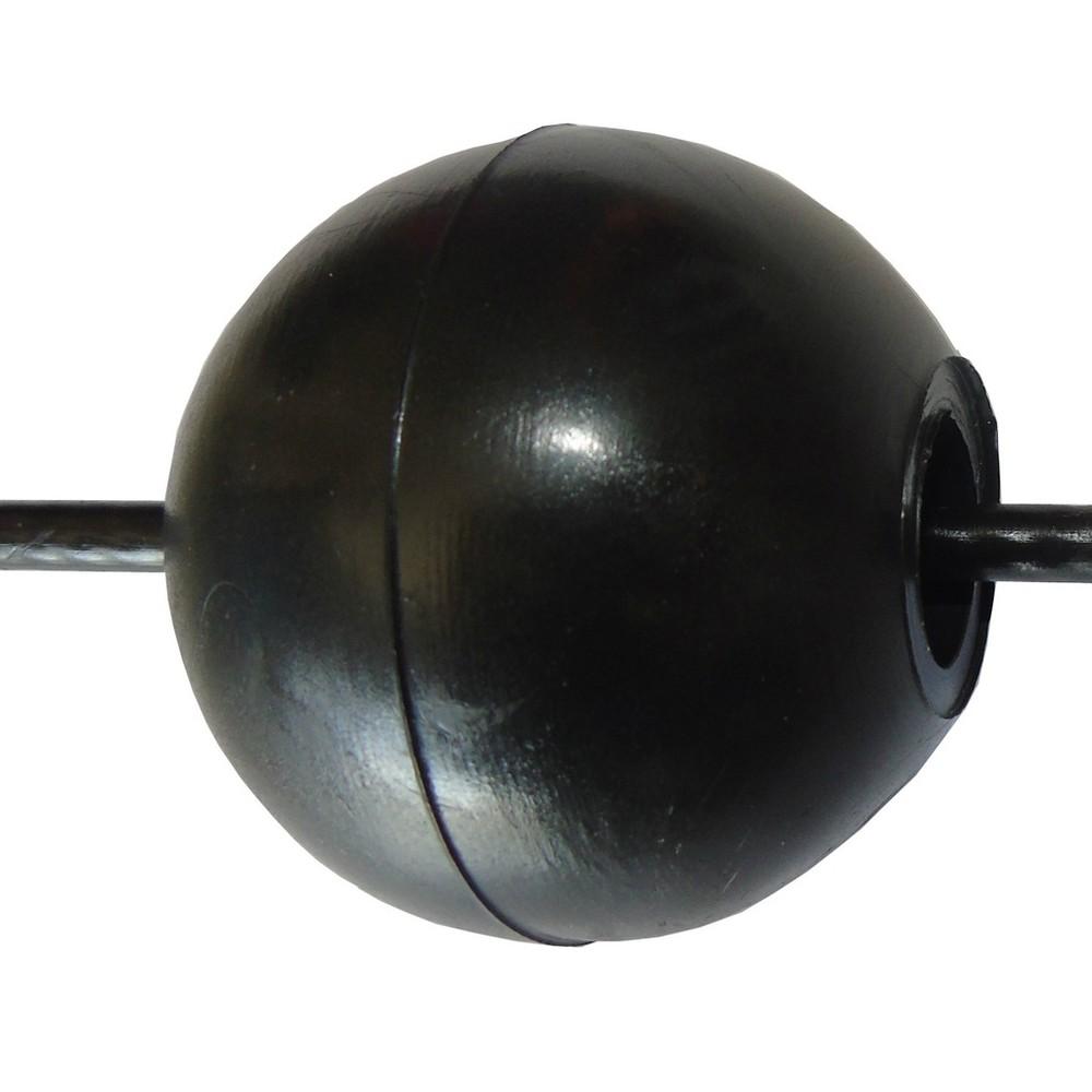 Bola de Borracha para Terminal Cabo De Aço