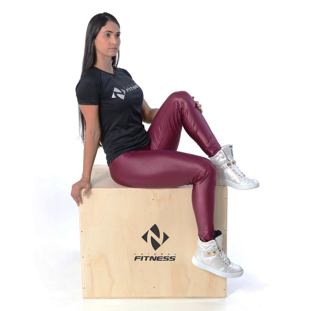 Caixa De Salto Plyobox Madeira 60x50x75