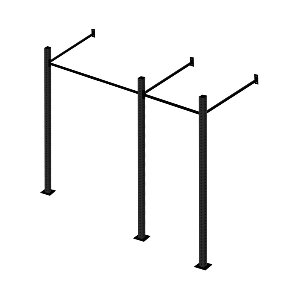 Gaiola Para Treinamento Funcional e Crossfit 2 Módulos