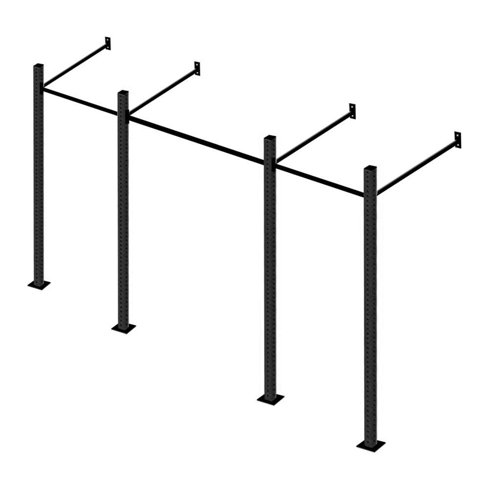 Gaiola Para Treinamento Funcional e Crossfit 3 Módulos