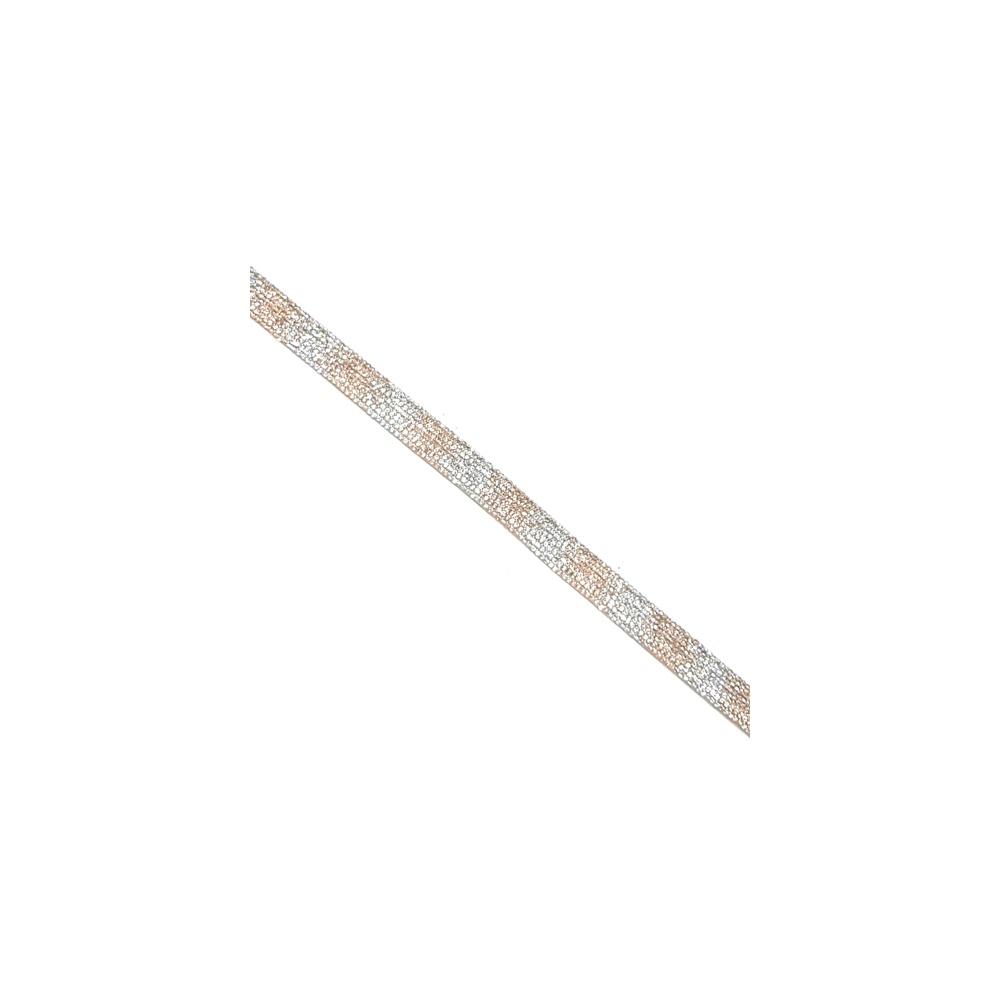 Tira Infinity Large - Degradê Peach - 40x1,5cm - 0... - BMSTRASS