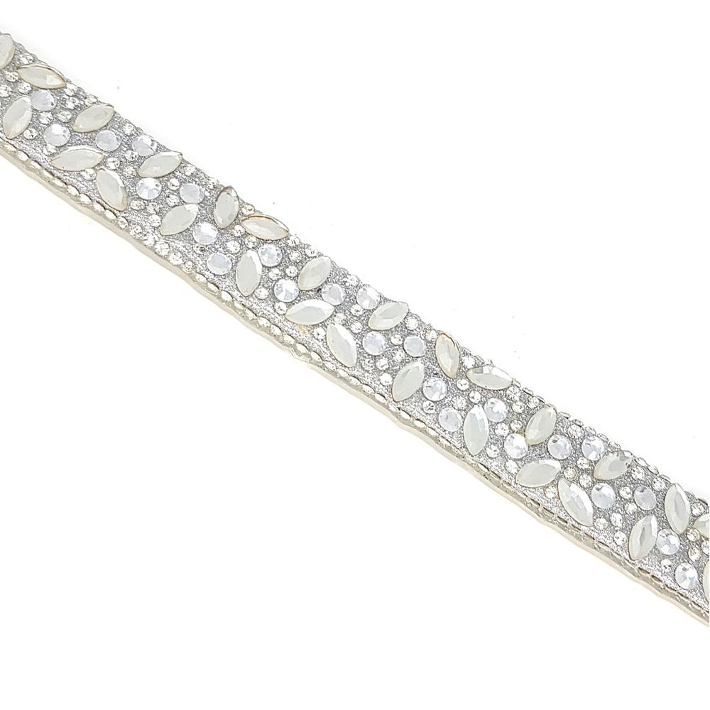 Tira Infinity Large Veneza Cristal - 40x1,5cm
