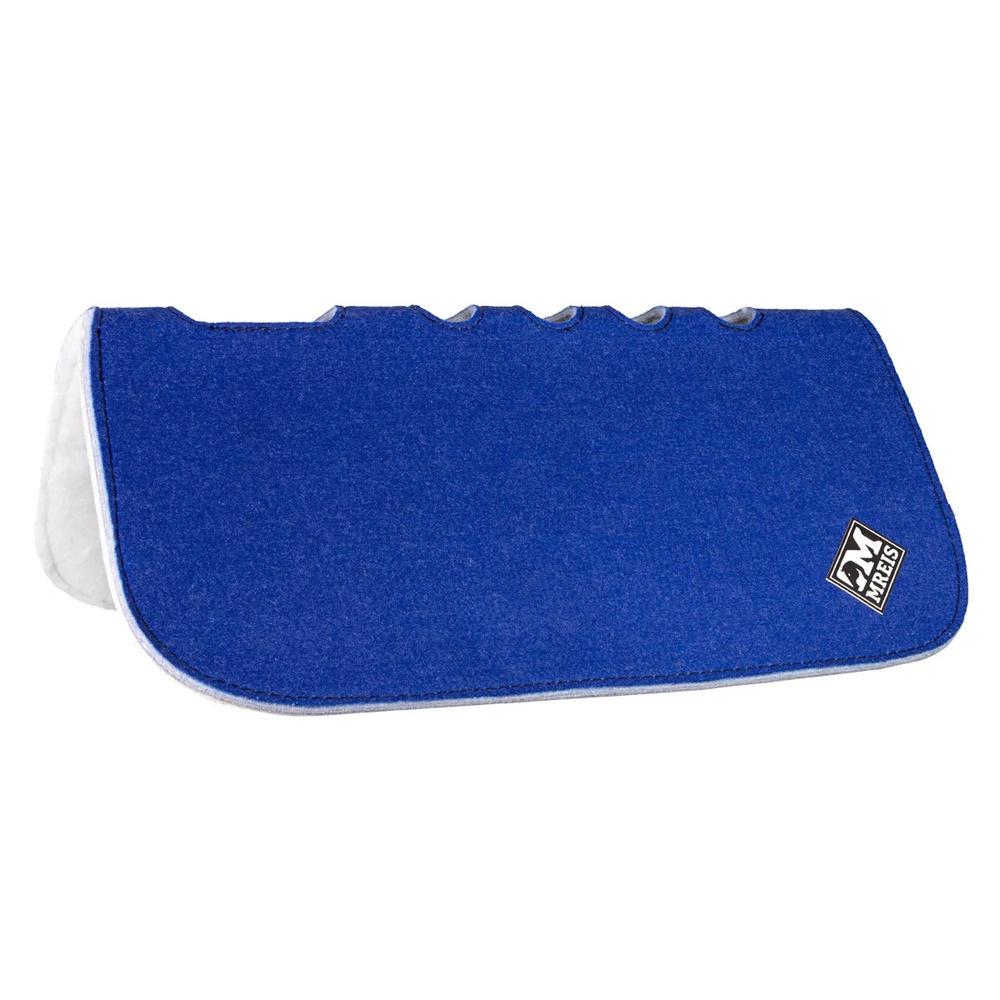 Manta Feltro para Mini Ponei Azul 50cm x 50cm Mreis