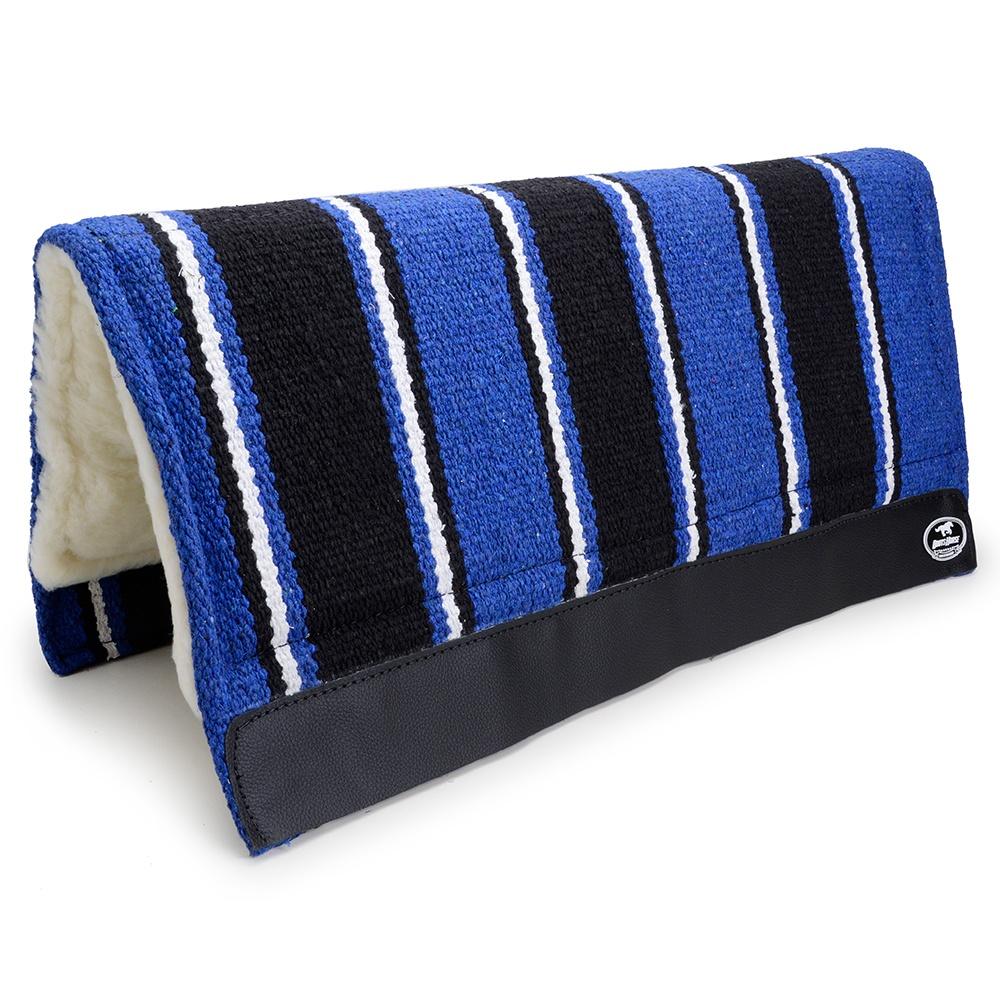 Manta Boots Horse Azul Ortopédica c/ Pelego 297305