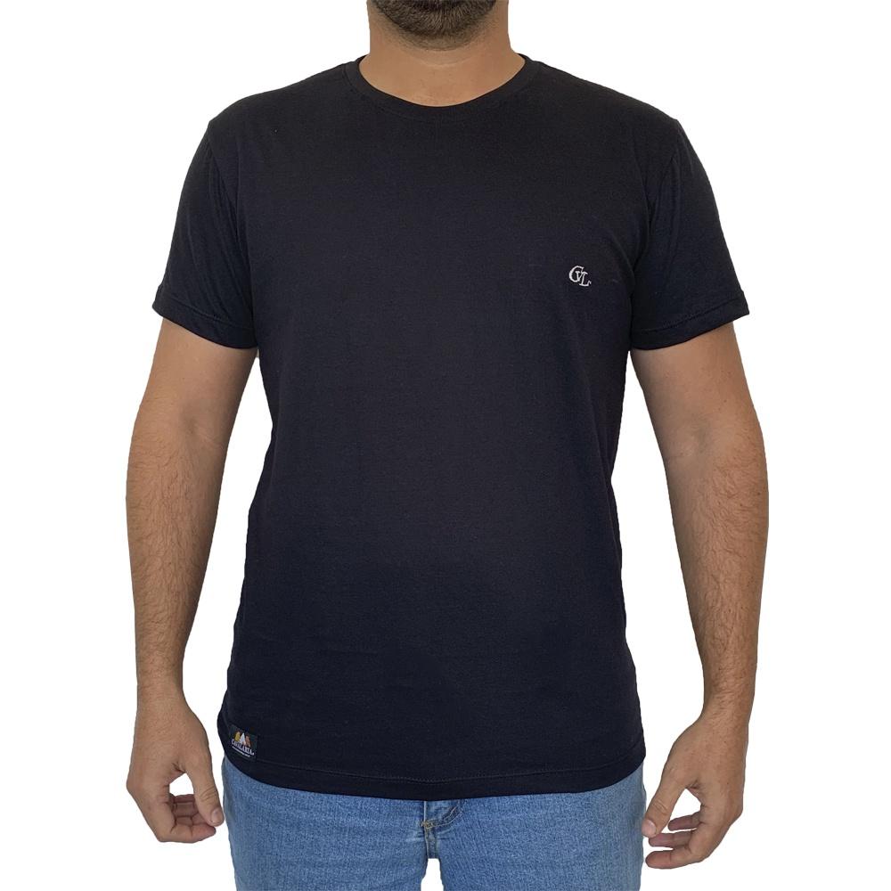 Camiseta CAVALARIA Básica - Preta