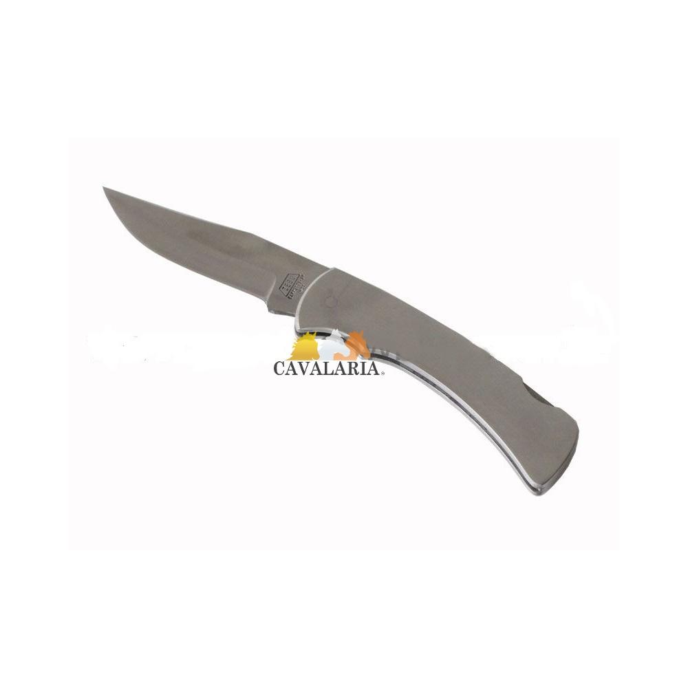 Canivete Zebu TR Aço Inox c/ Clip