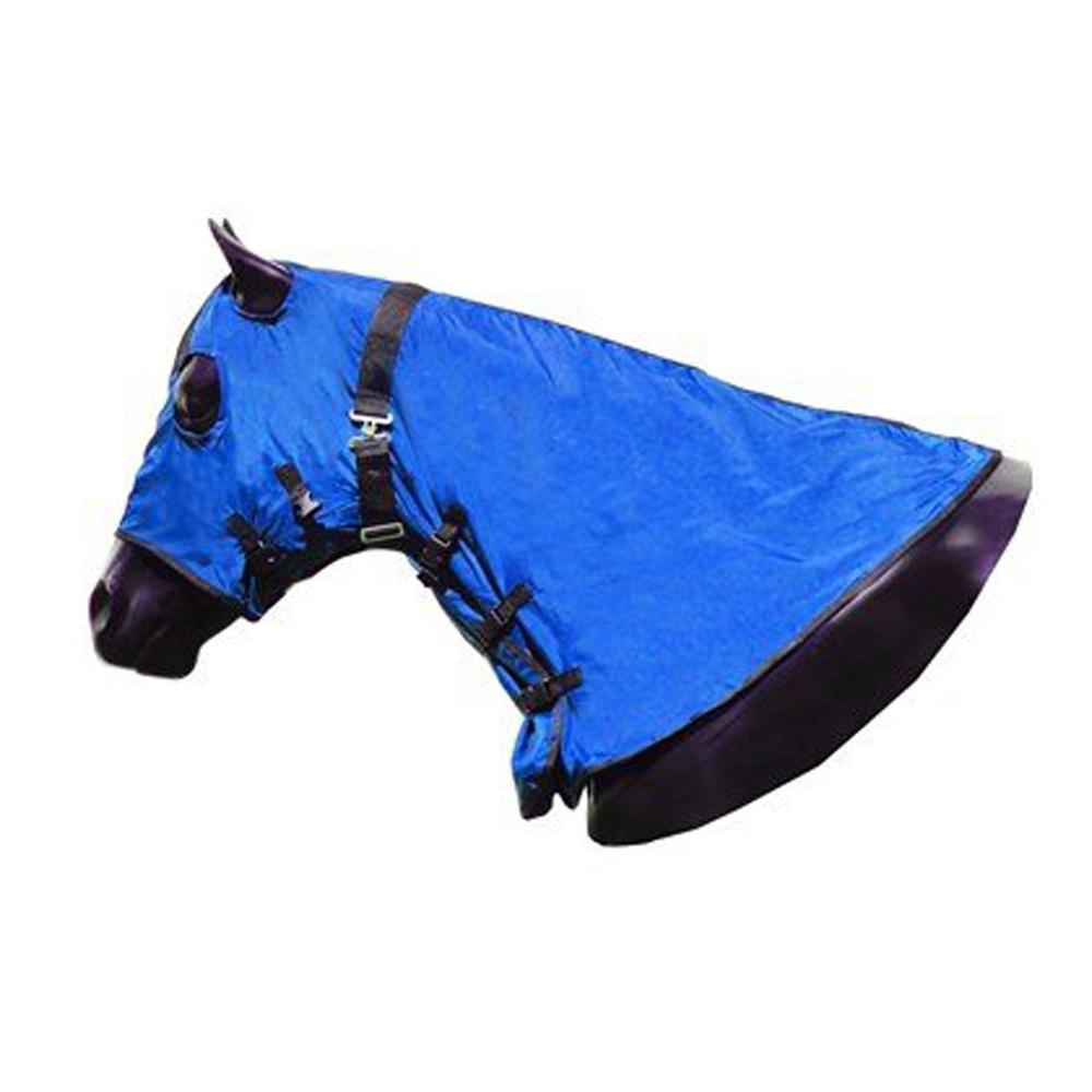 Capuz MReis sem Forro Cabeça e Pescoço Azul Royal