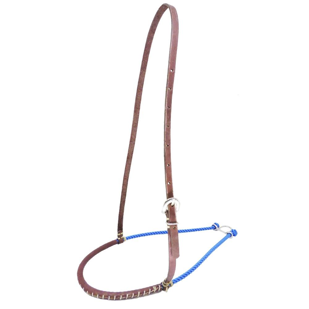 Gamarra de couro e corda Azul - Master