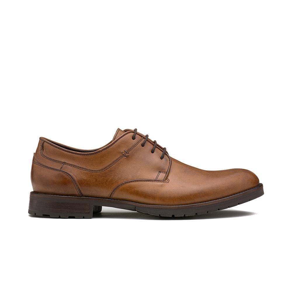 Sapato Casual Masculino TOBIAS Whisky
