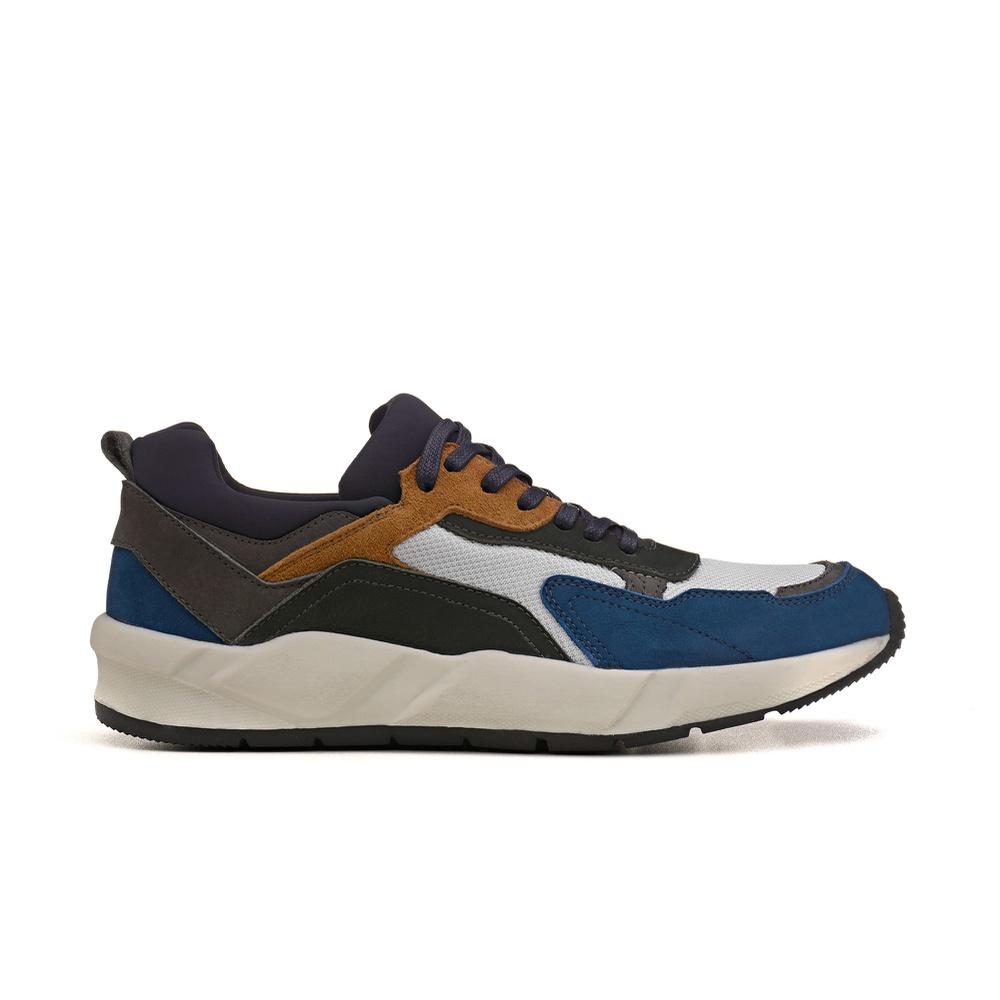 Sneakers Masculino FILIPPO Off White/Cobalto