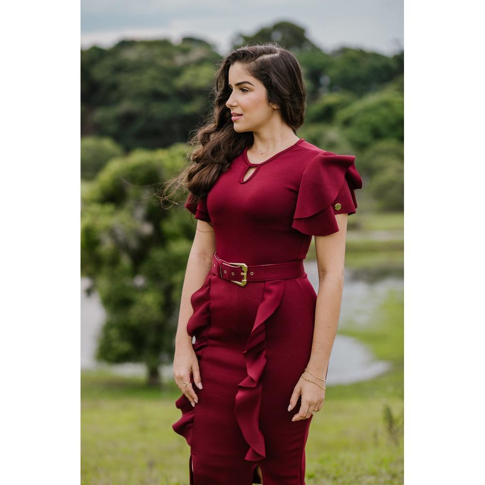 Vestido Jocirleia - JP