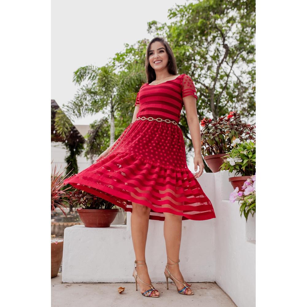 Vestido Camila