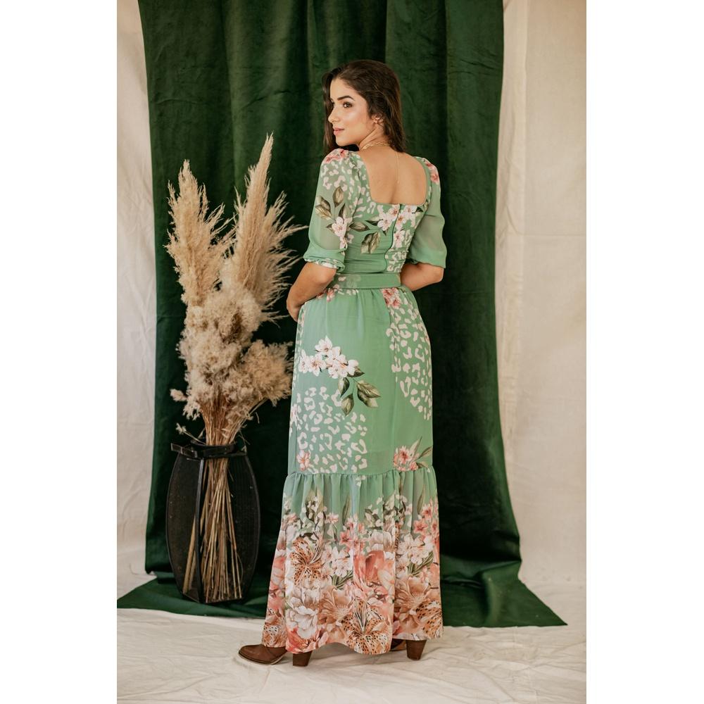 Vestido Picanço