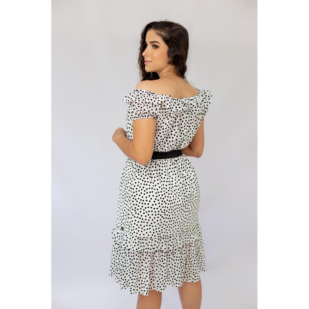 Vestido Leziane