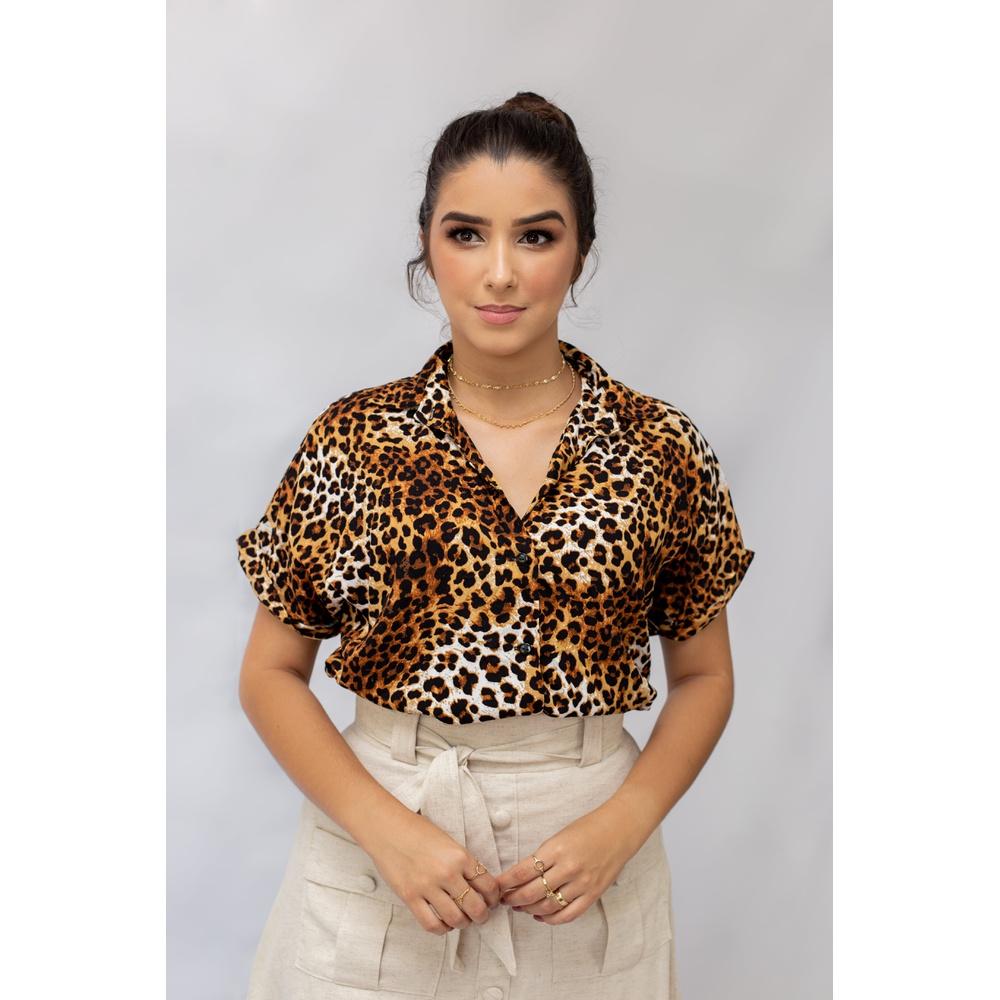 Camisa Leila