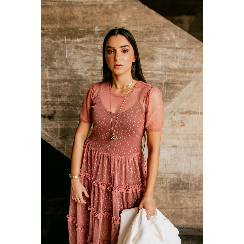 Vestido Ana Katia