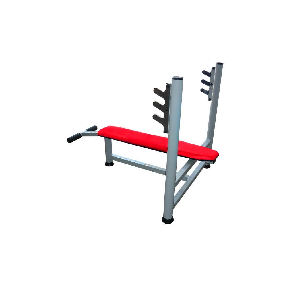 Aparelho Banco Supino Reto - 3 Polegadas Para Musculação - Natrus