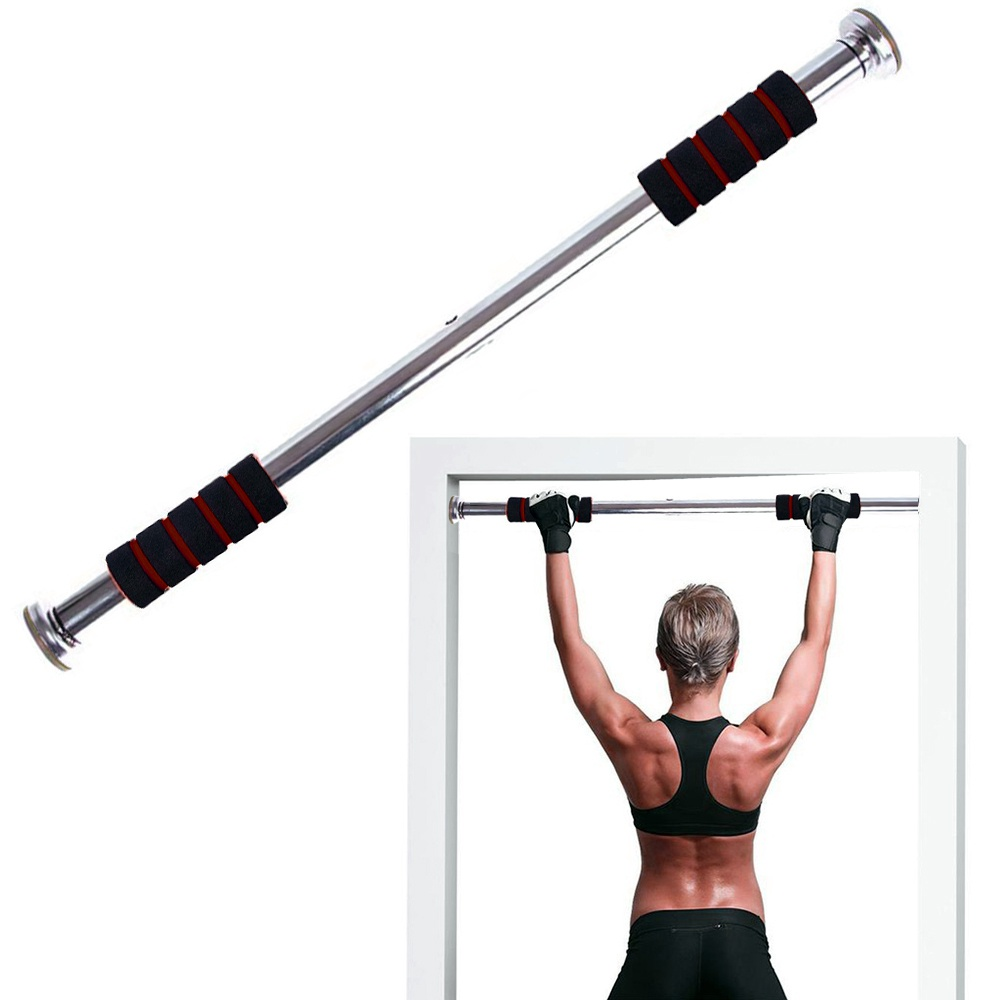 Barra Reta de porta para exercícios