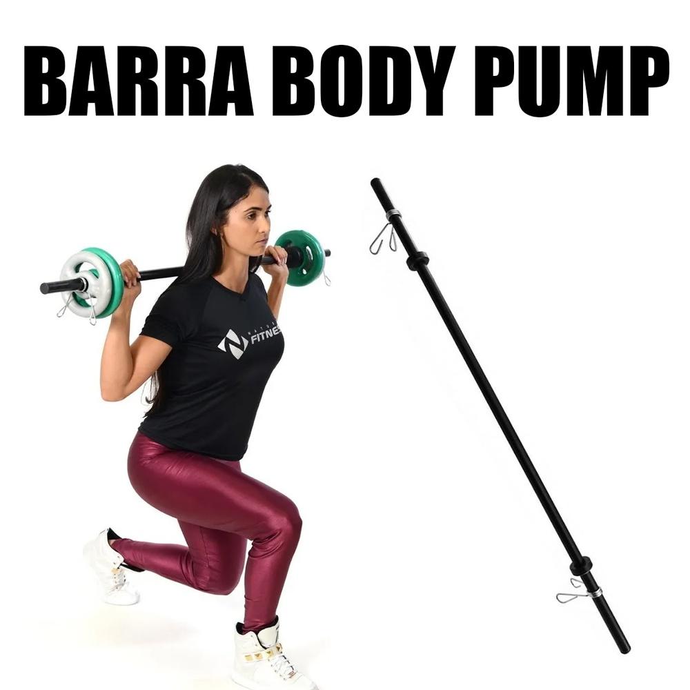 Barra para Body Pump Academia