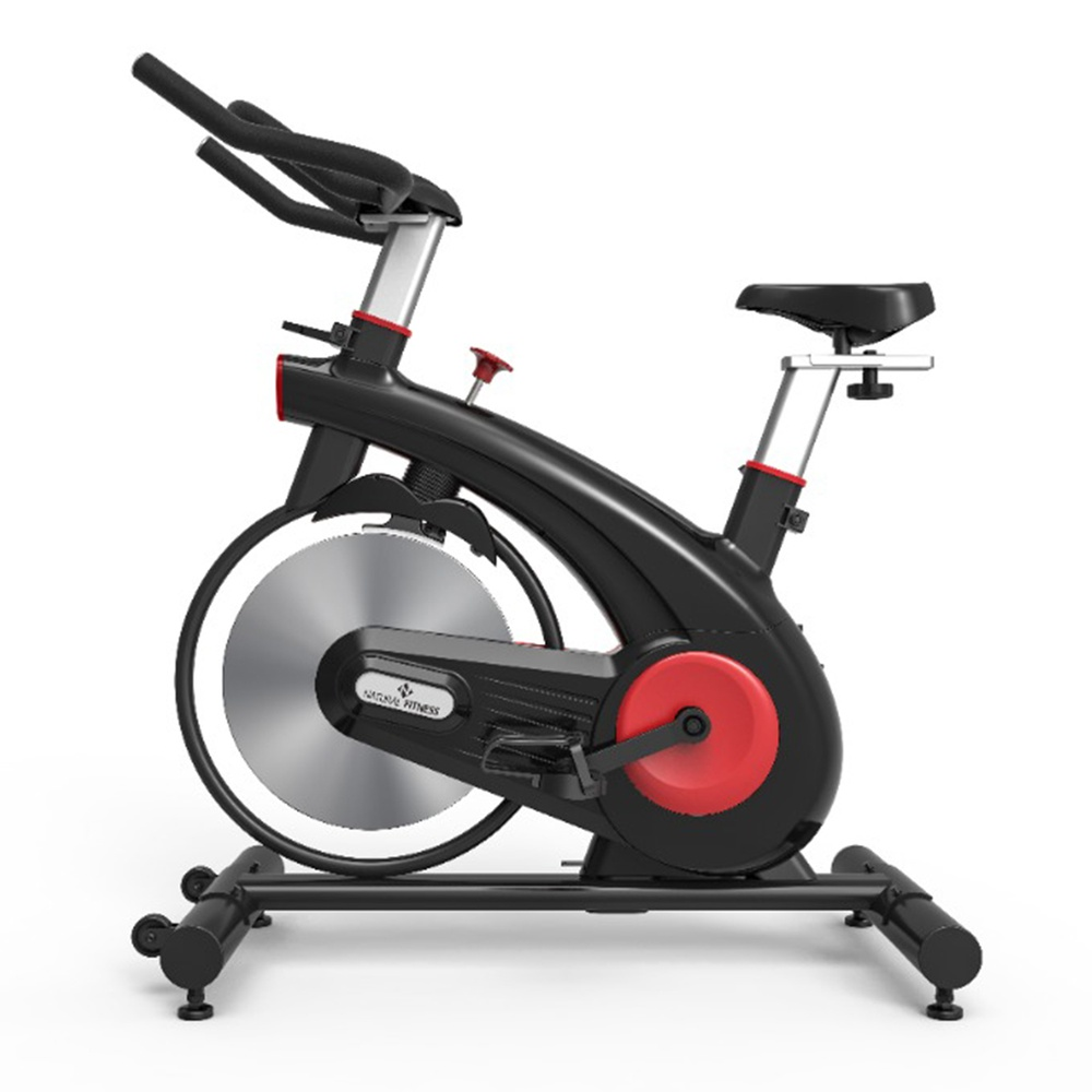 Bike Spinning Ergométrica Profissional S300 - Disco 21Kg
