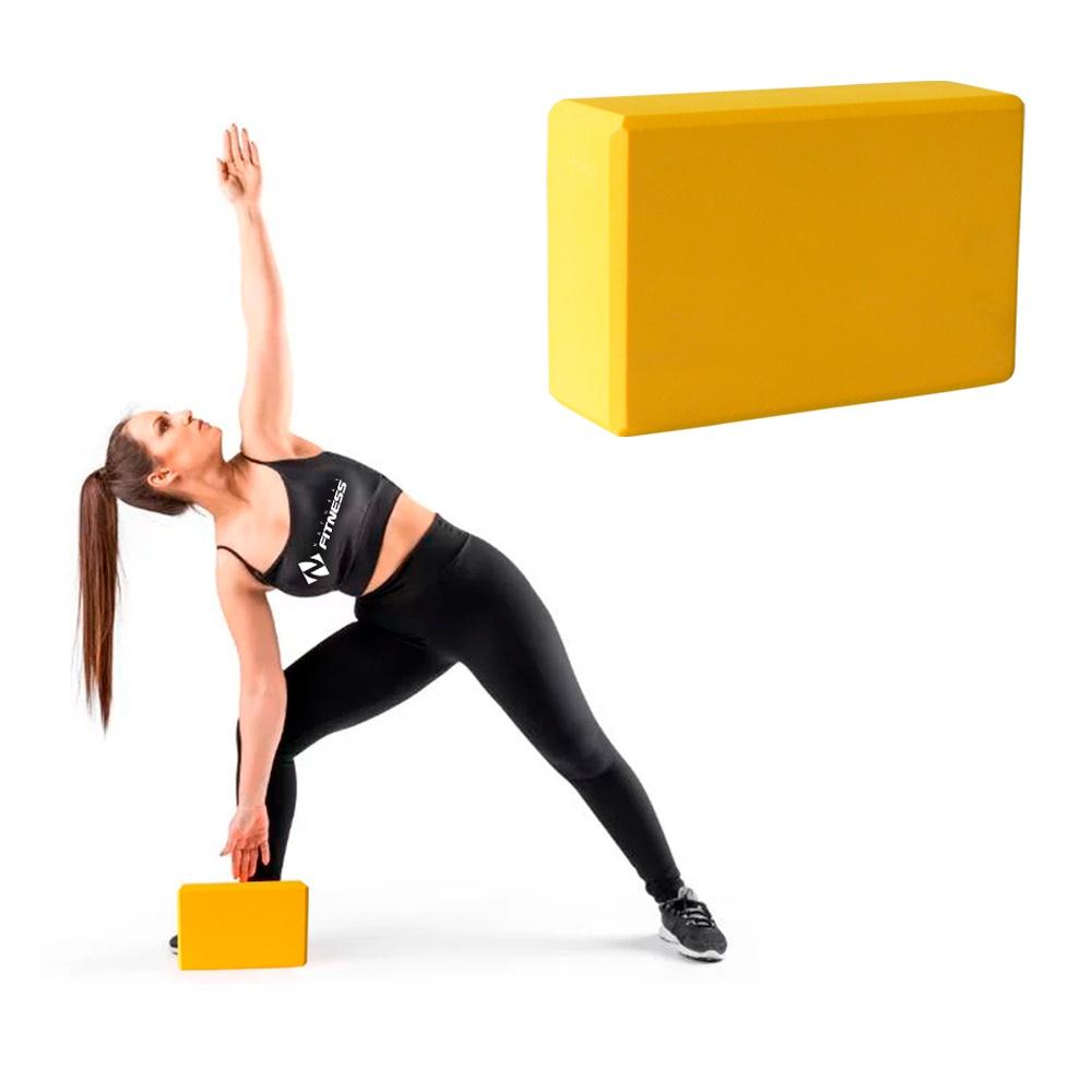 Bloco de Yoga Para Pilates